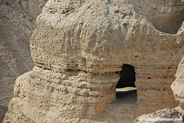 cavernas de Qumrán