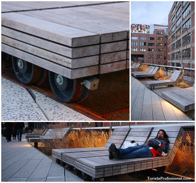 como chegar na High Line - High Line:  os jardins suspensos de New York