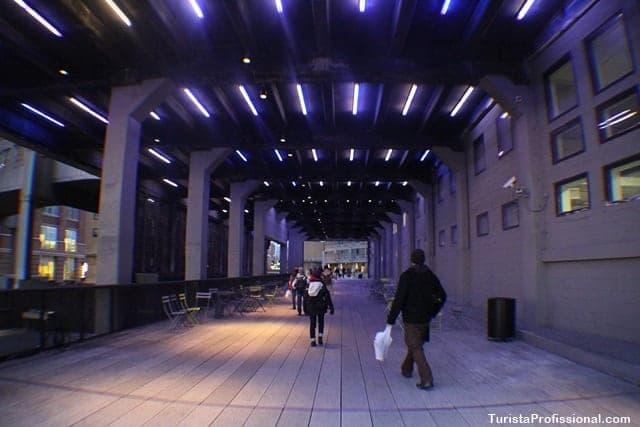 como chegar - High Line:  os jardins suspensos de New York