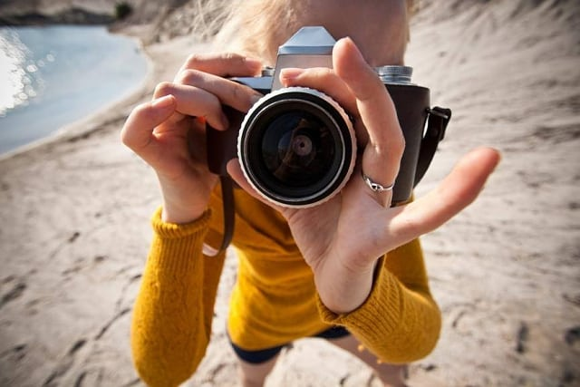 dica de fotografia