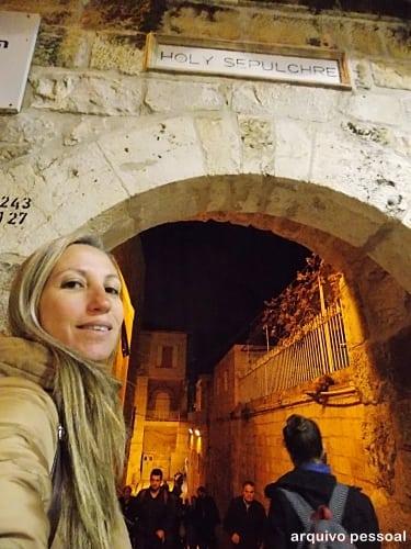 dicas jerusalém - Visita à Basílica do Santo Sepulcro – Jerusalém