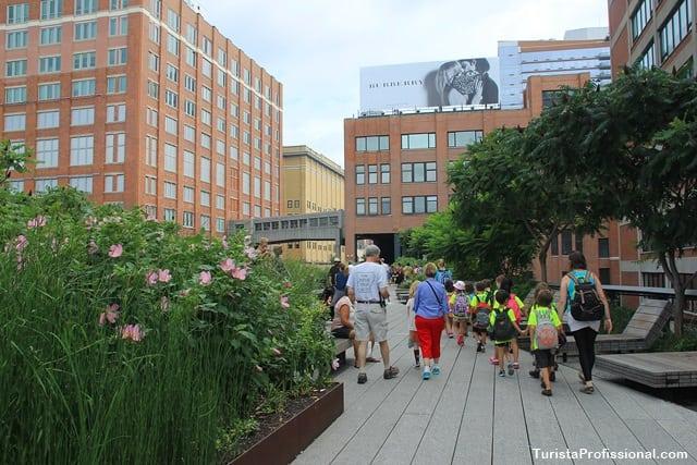 dicas - The High Line:  os jardins suspensos de New York
