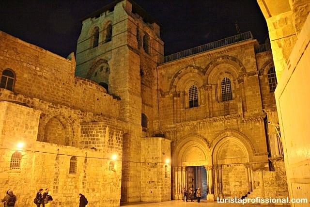 igreja do santo sepulcro - Visita à Basílica do Santo Sepulcro – Jerusalém