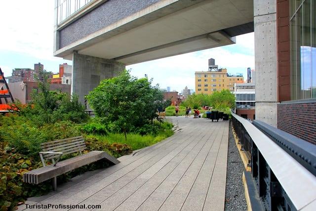 o que fazer em Nova York - The High Line:  os jardins suspensos de New York