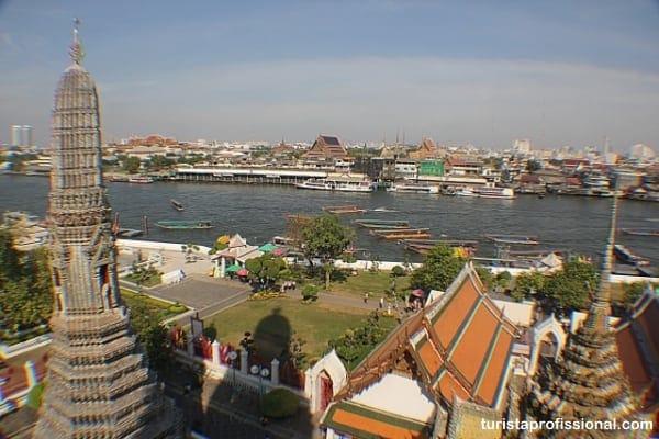 4 dias em Bangkok