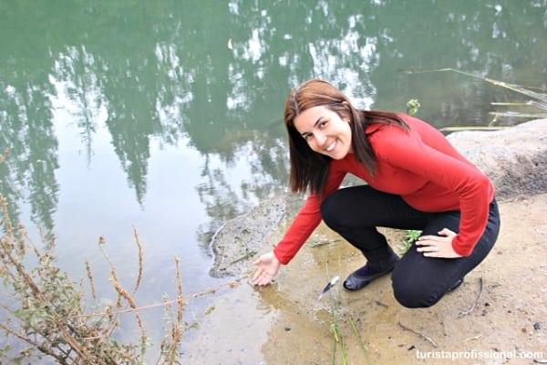rio jordão israel