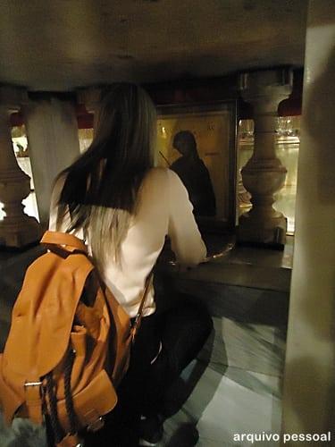 roteiro israel2 - Visita à Basílica do Santo Sepulcro – Jerusalém