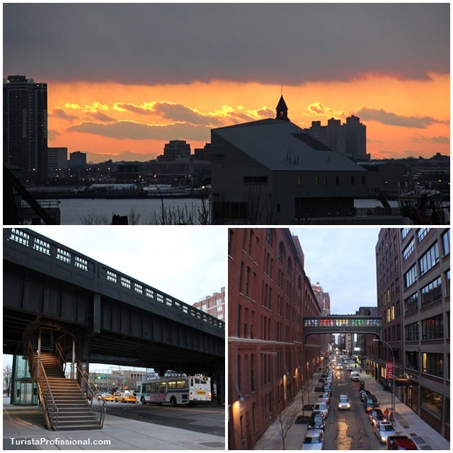 turista profissional - The High Line:  os jardins suspensos de New York