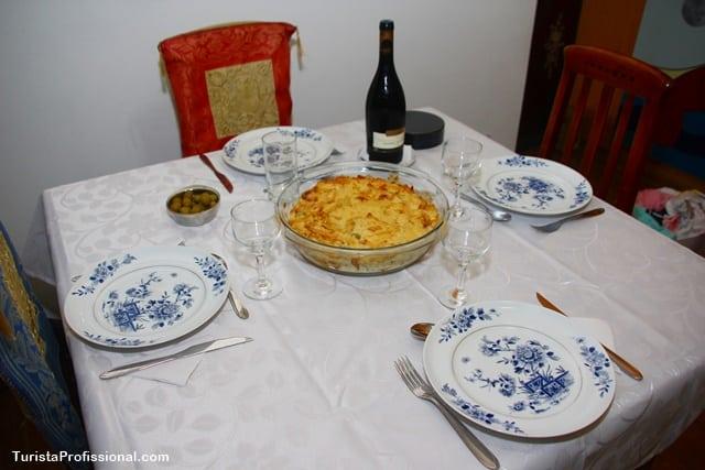 vinho e bacalhau