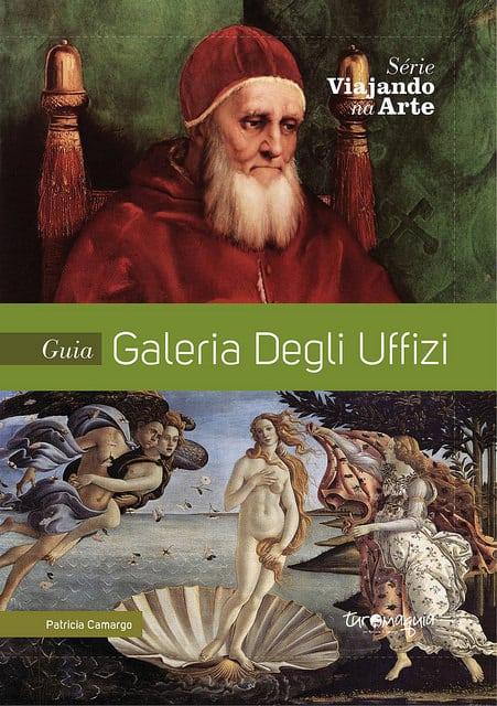 Guia da Galeria Uffizi - Lançamento do guia da Galeria Uffizi em Florença