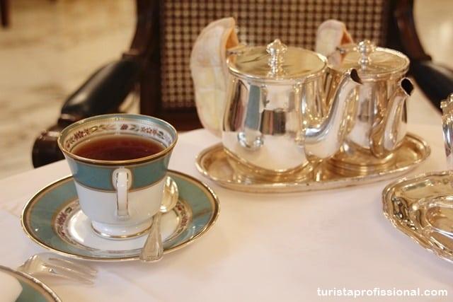 o que fazer em buenos aires - O clássico chá da tarde do Hotel Alvear em Buenos Aires