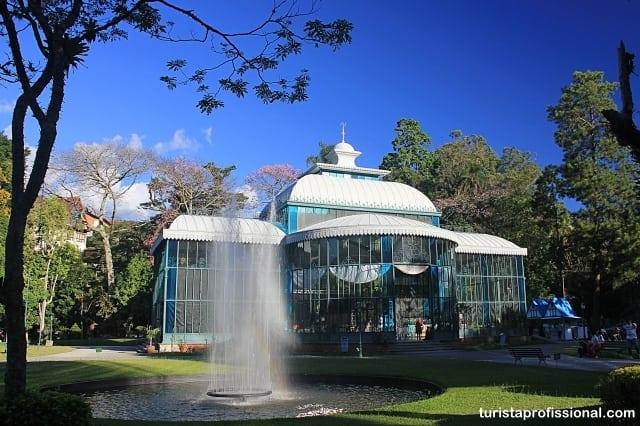 palácio de cristal - Roteiro de 1 dia em Petrópolis (com mapa)
