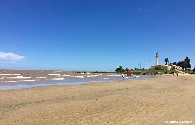 praia montevideu - Roteiro de 3 dias em Montevidéu