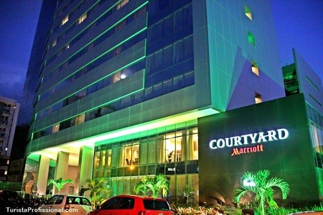 Marriott - Dica de hotel em Recife: o milésimo Courtyard Marriott
