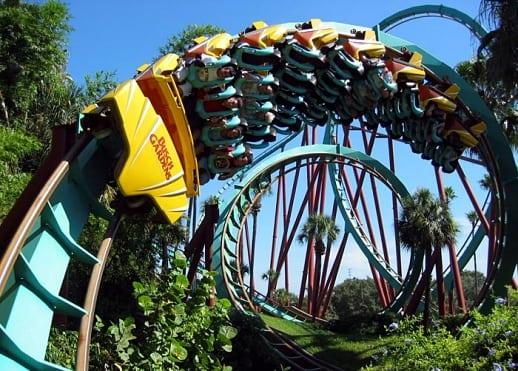 busch gardens tampa - As principais atrações do Busch Gardens, na Flórida