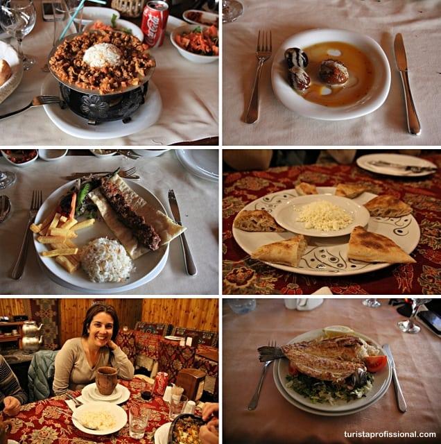 comidas típicas da capadócia - 15 dicas da Capadócia para quem vai pela primeira vez
