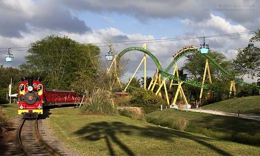 dicas de orlando - As principais atrações do Busch Gardens, na Flórida