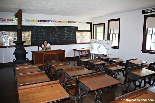 escola amish