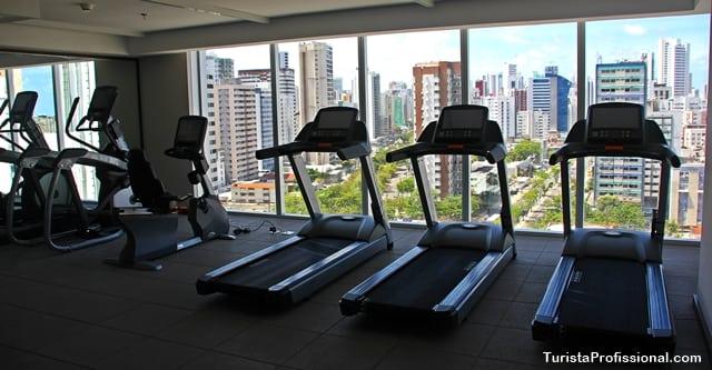 hospedagem Recife - Dica de hotel em Recife: o milésimo Courtyard Marriott