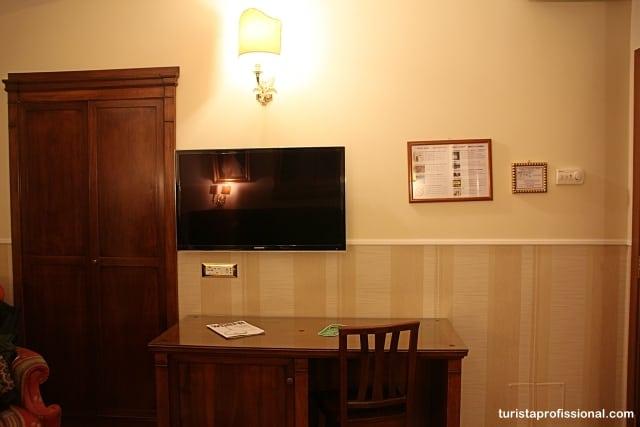 dica de hotel em Roma