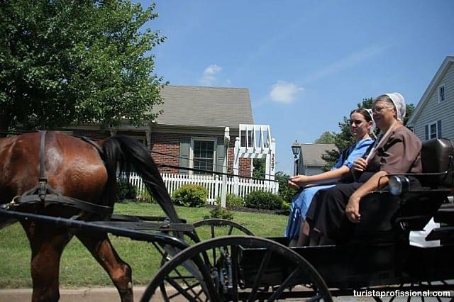 lancaster - Roteiro pelo verdadeiro mundo Amish, na Pensilvânia, EUA