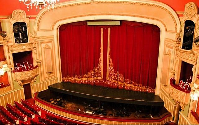 nova york teatro