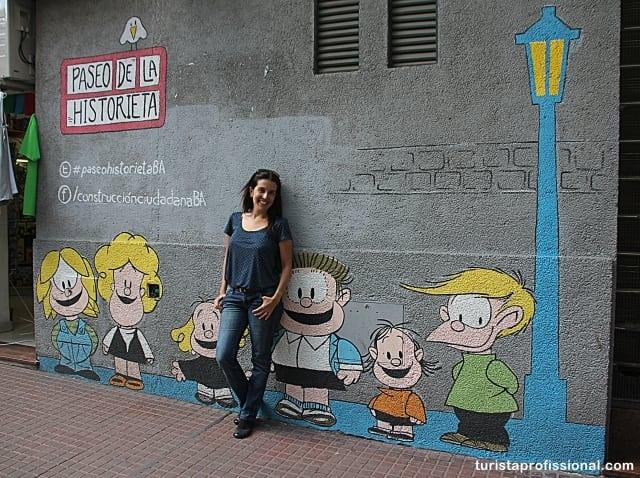 o que fazer em buenos aires 1 - Mafalda em Buenos Aires