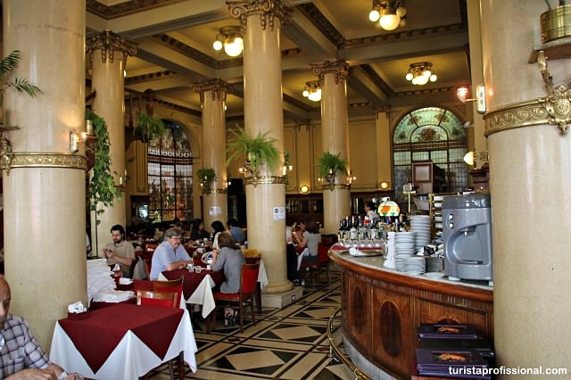 o que fazer em buenos aires1 - Café da manhã ou chá da tarde no Las Violetas em Buenos Aires