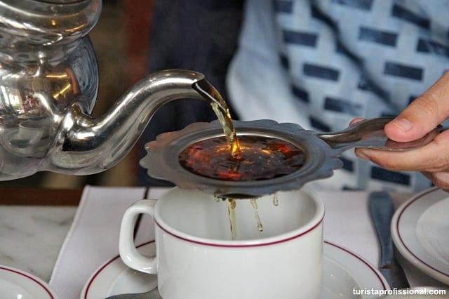 onde comer buenos aires - Café da manhã ou chá da tarde no Las Violetas em Buenos Aires
