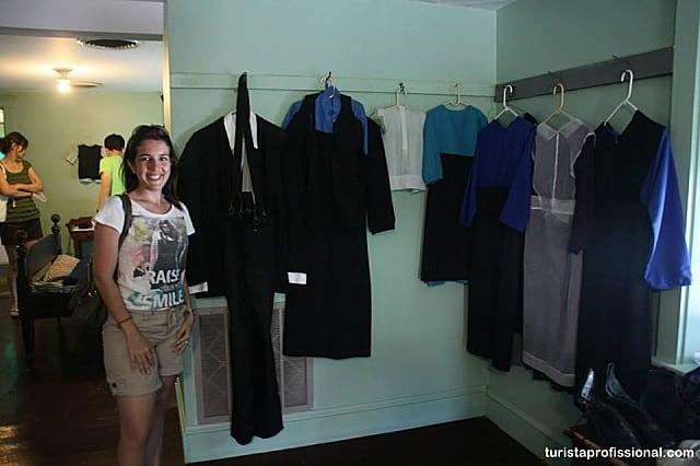 roupas amish