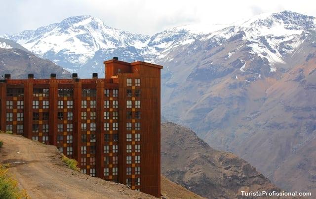 Hospedagem Valle Nevado