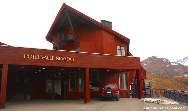 Hotel Valle Nevado - Onde se hospedar no Valle Nevado?
