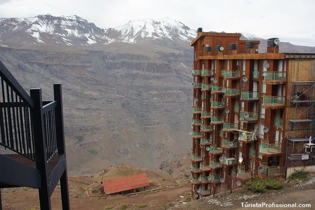 Valle Nevado - Onde se hospedar no Valle Nevado?