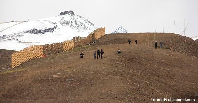 atrações turisticas - O que fazer no Valle Nevado sem neve