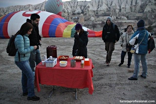balão turquia