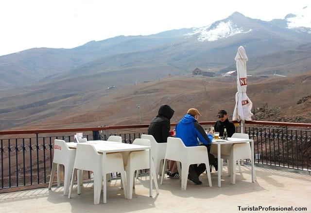 o que fazer em Santiago - O que fazer no Valle Nevado sem neve