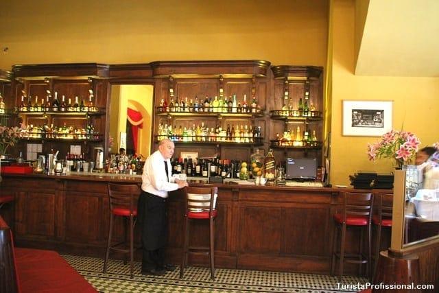 restaurante em Santiago - Confiteria Torres, o mais antigo café de Santiago