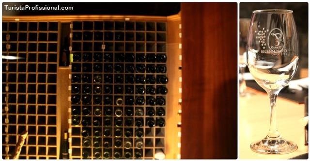 vinhos Chile - Confiteria Torres, o mais antigo café de Santiago