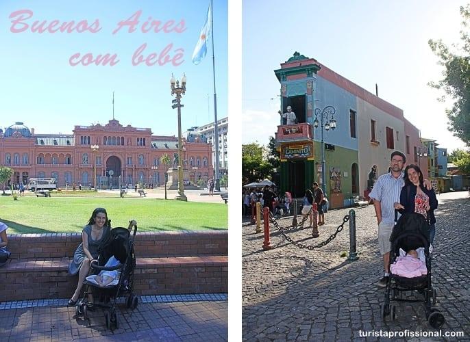argentina com bebê checker - Buenos Aires com bebê: dicas práticas