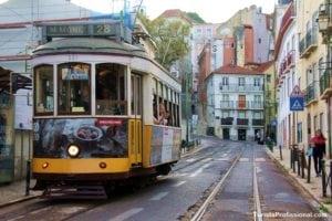 bondes de Lisboa 300x200 - Portugal