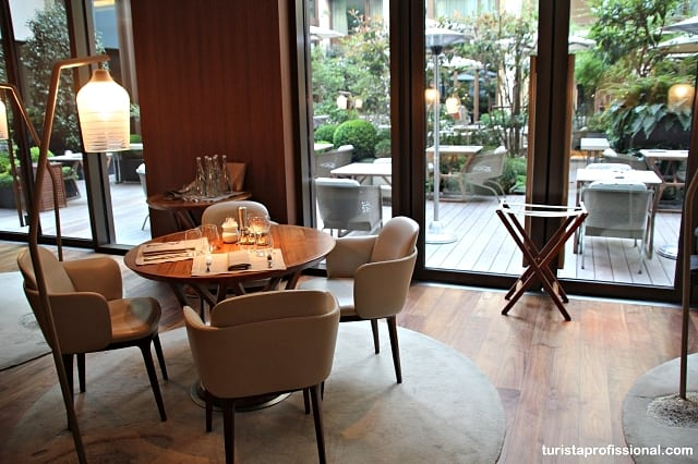 restaurante paris - Mandarin Oriental: um dos melhores hotéis de Paris