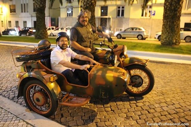 sidecar - Conheça cada cantinho de Lisboa em um passeio diferente