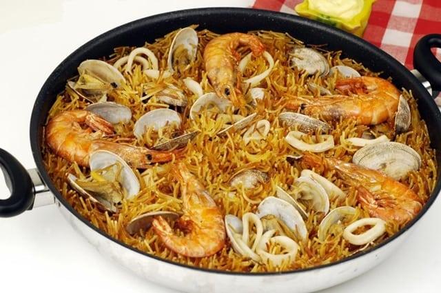 pratos típicos de Barcelona