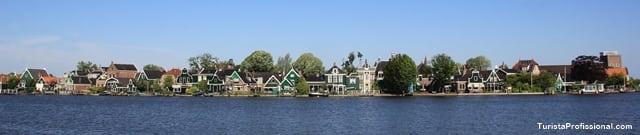 atrações turísticas2 - Zaanse Schans: moinhos pertinho de Amsterdam