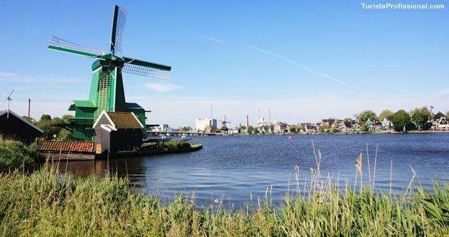 atrações2 - Zaanse Schans: moinhos pertinho de Amsterdam