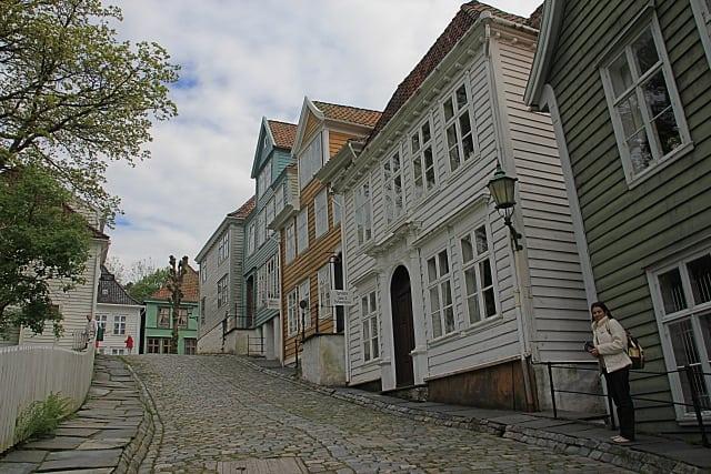 bergen dicas - Visitando Gamle Bergen (ou a Velha Bergen)
