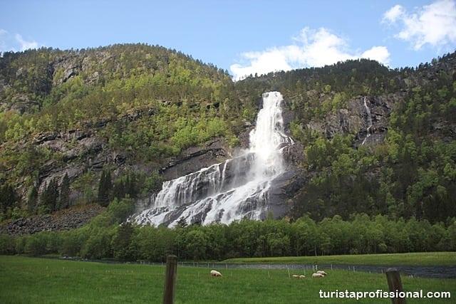 cachoeiras na noruega - Dicas da Noruega para quem vai pela primeira vez
