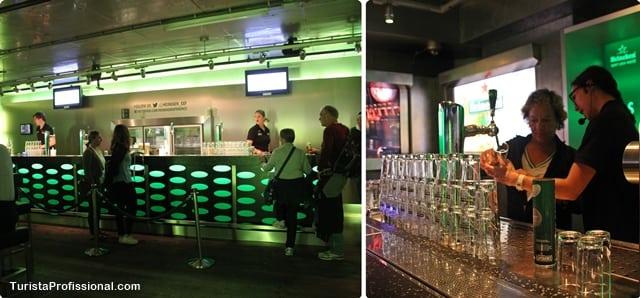 chopp da Heineken