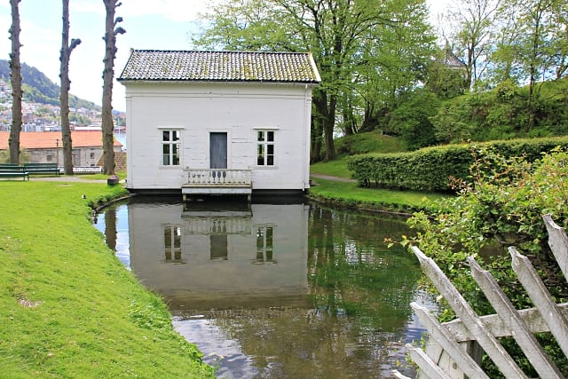 dicas de bergen - Visitando Gamle Bergen (ou a Velha Bergen)