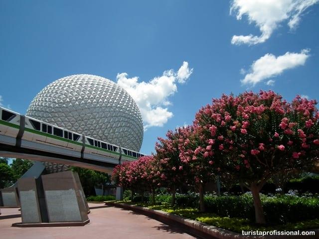 epcot center - Roteiro de 5 dias na Disney de Orlando